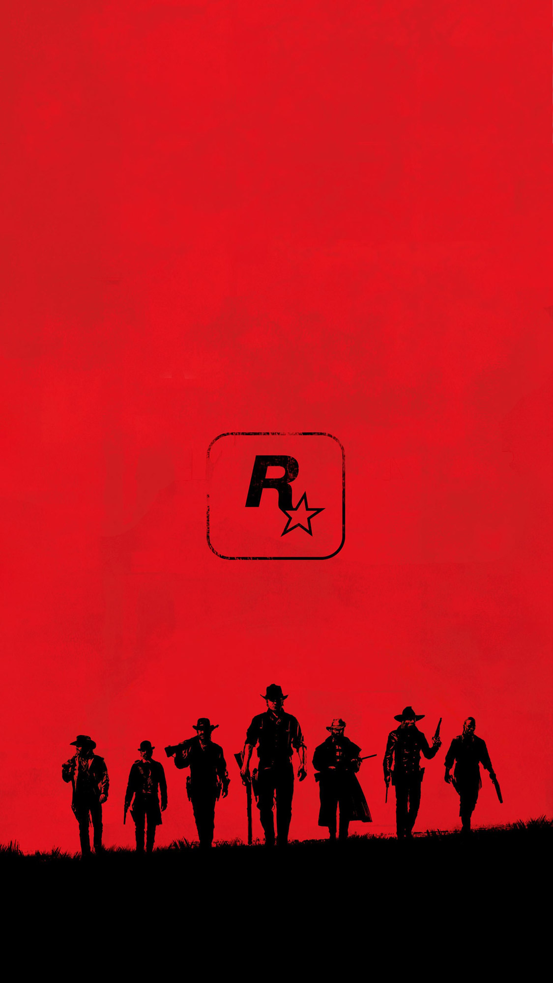 Red Dead Redemption 2 iPhone cover - Samsung Galaxy