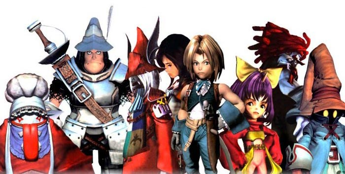 Final Fantasy 9 Best RPG