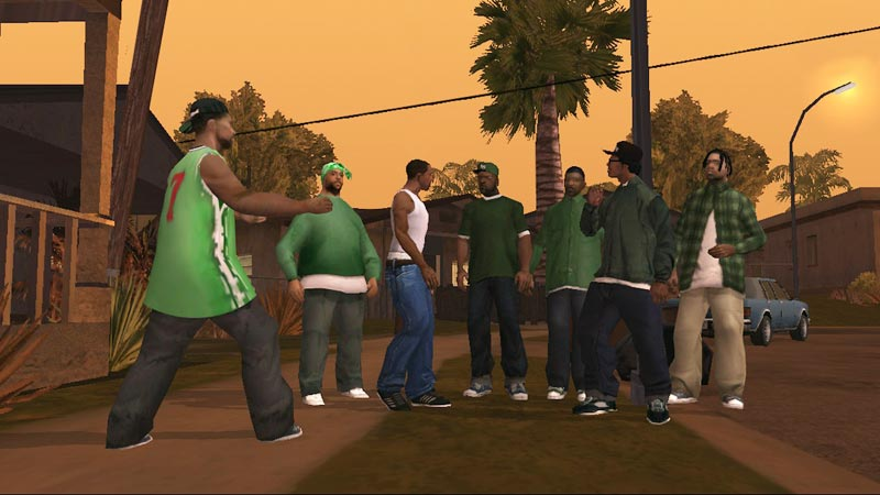 GTA San Andreas Best Moments