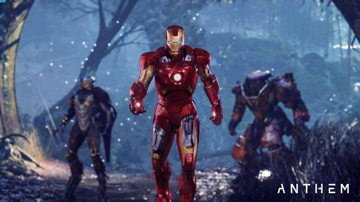 Anthem IronMan